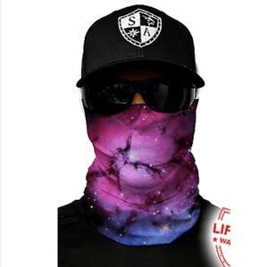 Nebula Tubular Bandana Face and sun shield